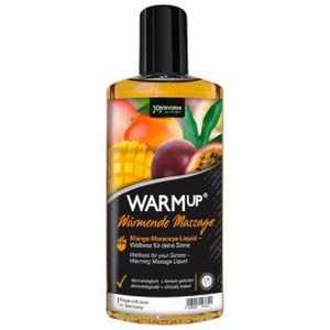 Huile de massage gourmande chauffante 150 ml Mangue Passion