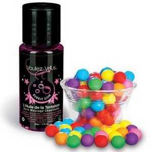 Huile de la tentation Bubble Gum 30 ml