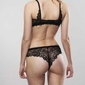 Magnifique chaîne bikini or