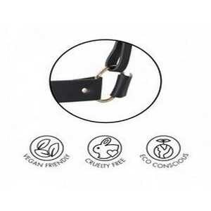 Menottes bracelet noir