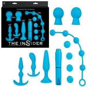 Coffret de Sextoys The Insider