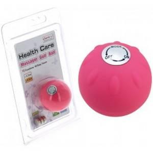 Boule vibrante rose Massager Golf Ball 10 vitesses