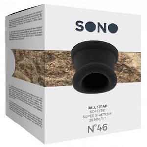 Ball Strap noir N-46