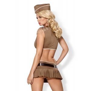 Costume militaire 5 pièces