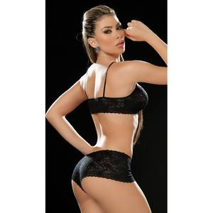 Ensemble Lace 206 noir