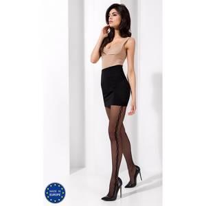 Collant Noir TI029