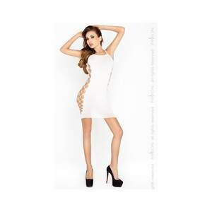 Robe blanche BS026