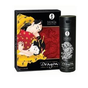 Crème de virilité Dragon par Shunga 60 ml