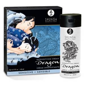 Crème de Virilité Dragon Sensible 60 ml