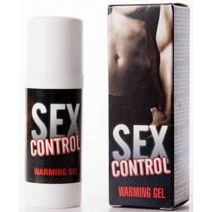 Gel d'Erection Chauffant 30 ml