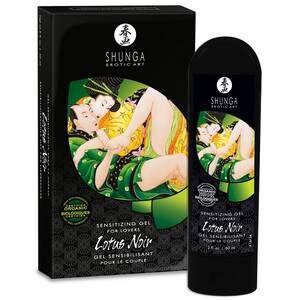 Gel Sensibilisant Bio Lotus Noir 60 ml