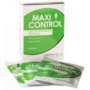 Maxi Control 6 lingettes retardantes