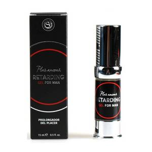 Plus Amour Gel Retardant l'Ejaculation 15 ml