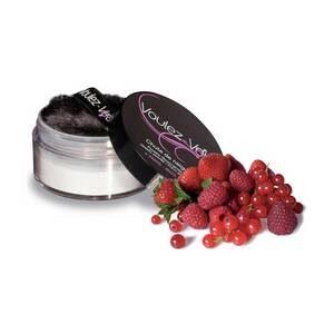 Poudre gourmande Chute de neige Fruits Rouges 25 gr