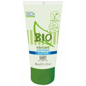 Lubrifiant Bio Vegan Super 50 ml