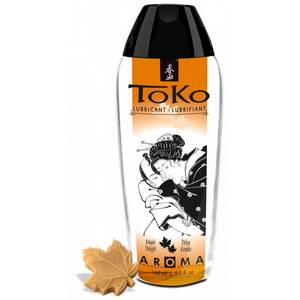 Lubrifiant Toko Aroma Délice d'Erable 165 ml