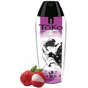 Lubrifiant Toko Aroma Luxure de Litchi 165 ml